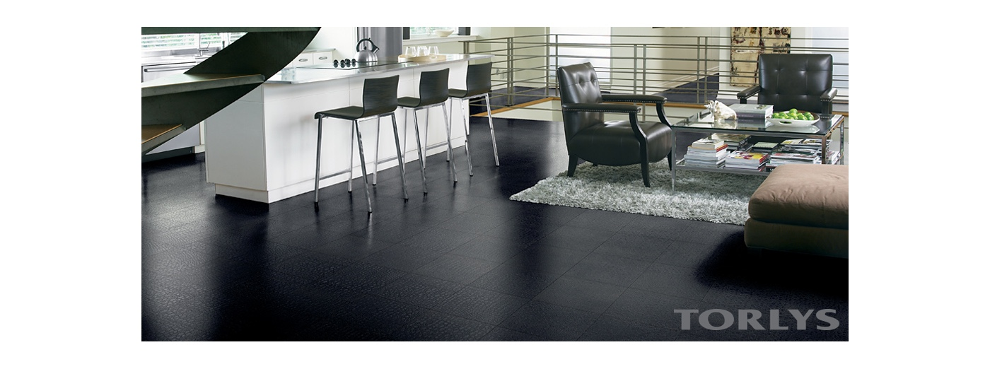 torlys leather flooring